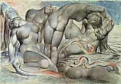 Divina Commedia - Inferno XXIV - I Ladri