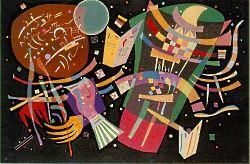 Vassily Kandinsky 1939 Compositione X