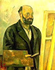 Autoritratto - Paul Cézanne
