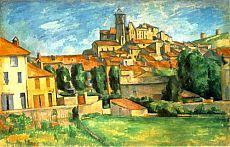 Gardanne - Paul Cèzanne