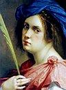 Autoritratto come martire - 1615