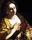 Maddalena penitente - 1630