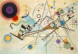 Vasilij Kankinskij Composizione-VIII del 1923