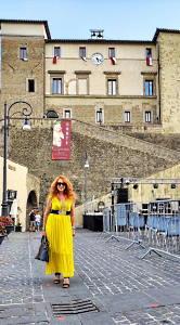 Anna Maria Guarnieri alla Rocca Colonna