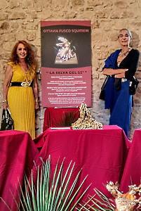 Anna Maria Guarnieri e Ottavia Fusco Squitieri