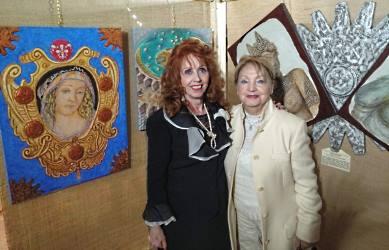 Anna Maria Guarnieri e Dolarice Avanzi