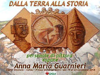 Dalla terra alla storia by Anna Maria Guarnieri