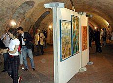 Sale dell'imbarcadero del Castello Estense
