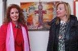Anna Maria Guarnieri e Leda Giannoni