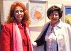 Anna Maria Guarnieri e Maria Antonietta Lemmi