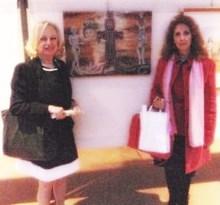 Anna Maria Guarnieri e Paola Lucarini
