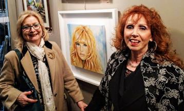 Galleria Mentana - Mara Faggioli e Anna Maria Guarnieri