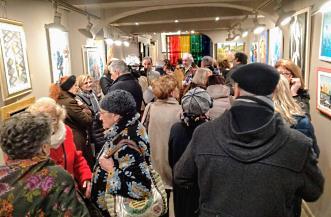 Mostra Galleria Mentana