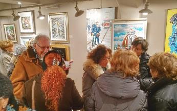 Mostra Firenze Sogna presso Galleria Mentana