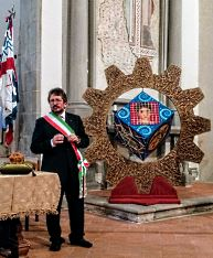 Giampiero Fossi assessore alla cultura del Comune di Signa