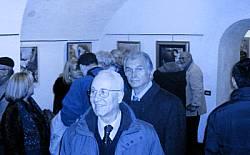 Interno della Galleria L'Agostiniana