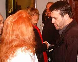 Il Sindaco di Sesto Fiorentino Gianni Gianassi