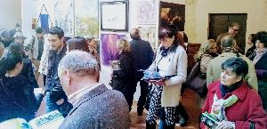 Inaugurazione mostra 'Artisti a Prato'