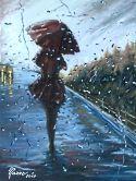 Luci sotto la pioggia by Fausto Nazer