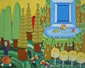 La foresta incantata by Edgardo Colombo