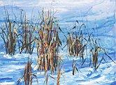 Azzurro ghiaccio by Patrizia Canola