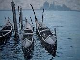 Venezia Poetica - opera di Diana Giusto