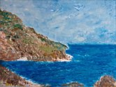 Paesaggio marino by Elena Bellaviti