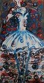 La ballerina by Maria Elisabetta Mazza