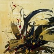 Opera dell'artista Samuele Maiellaro
