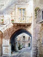 Il terrazzino by Cecilia Colaluce
