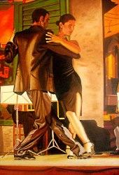 Ballerini di Tango by Graziella Lizzari