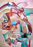 Opera dell'artista Giuliano Giuliani