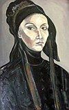 Opera dell'artista Maria Grazia Tessarolo