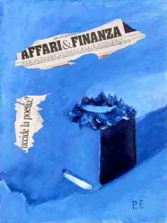 Poesia - Opera dell'artista Paolo Fidanzi
