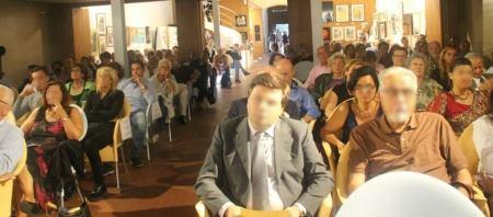 Sala congressi delle Scuderie Estensi di Tivoli