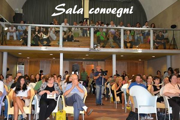 Sala Convegni delle Scuderie Estensi