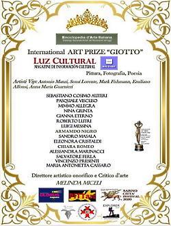 Premio Giotto by Melinda Miceli