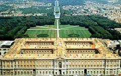 Reggia di Caserta con parco e giardini