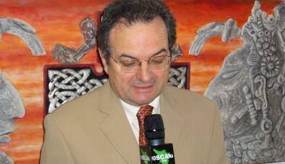 Il giornalista Fabrizio Borghini