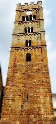 La smarrita - Torre di Altopascio